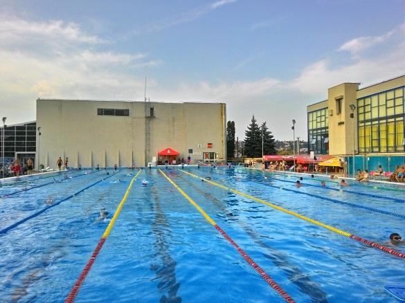 Bazinul Olimpic Cluj-Napoca